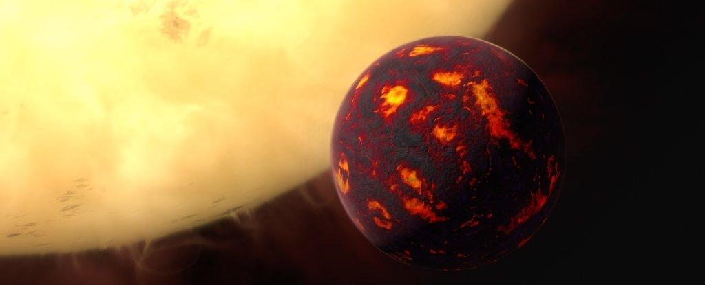 有些行星都是岩浆,但反照率高的吓人是什么原因?