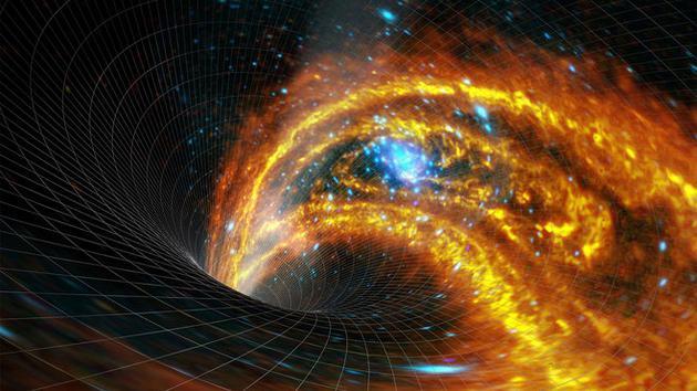 霍金是对的:新研究表明黑洞确实会蒸发