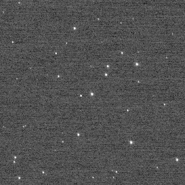 2017年12月5日,新视野探测器上的远距离侦察成像仪拍摄了这幅疏散星团NGC 3532的图像。拍摄这一图像的目的是进行例行的仪器设备校准,但同时也彰显了在飞掠2014 MU69之后它成为一座天文台的可行性。版权:NASA/JHU-APL/SwRI
