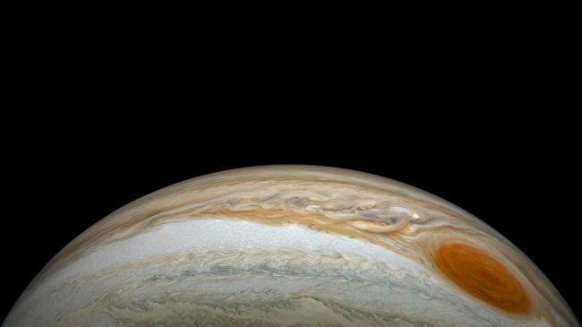 (图片来源:NASA / JPL-Caltech / SwRI / MSSS / Kevin M. GIll)