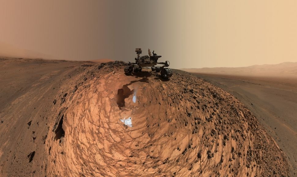 火星大气中有一种神秘的氧气来源,没人能解释