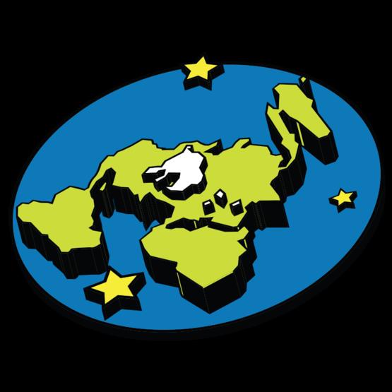 平地协会的Logo