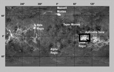 金星曾经温暖潮湿吗?对熔岩流的新研究表明没有